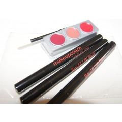 Set aus 3 Lip Linern+ gratis Lippenampel