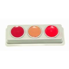 Reisegröße Lippenstift in Liner Farben